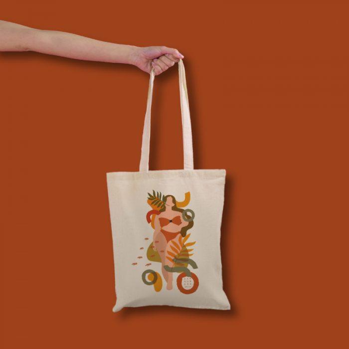 Tote Bag Mujer, Sangonera Design