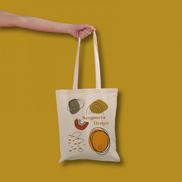 Tote Bag, Sangonera Design