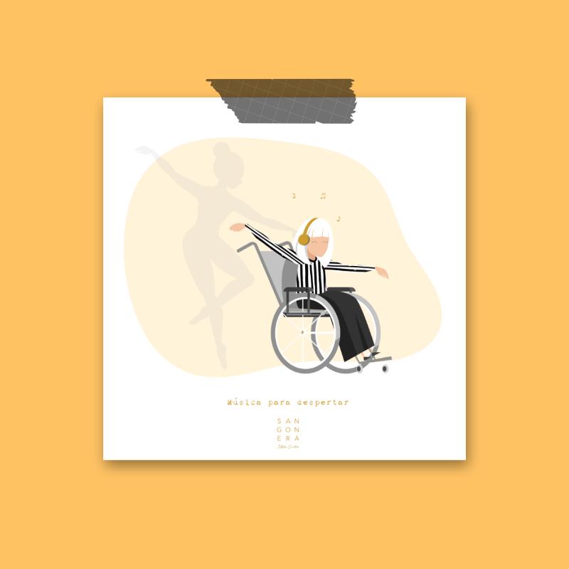 Lámina Solidaria, Cáncer de mama, Sangonera Design