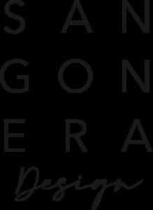 Logo Sangonera Design
